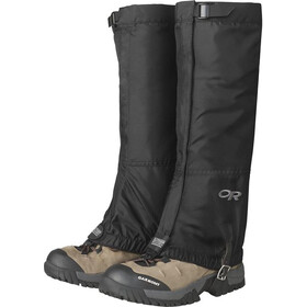 Outdoor Research M's Rocky Mountain High Gaiters Black